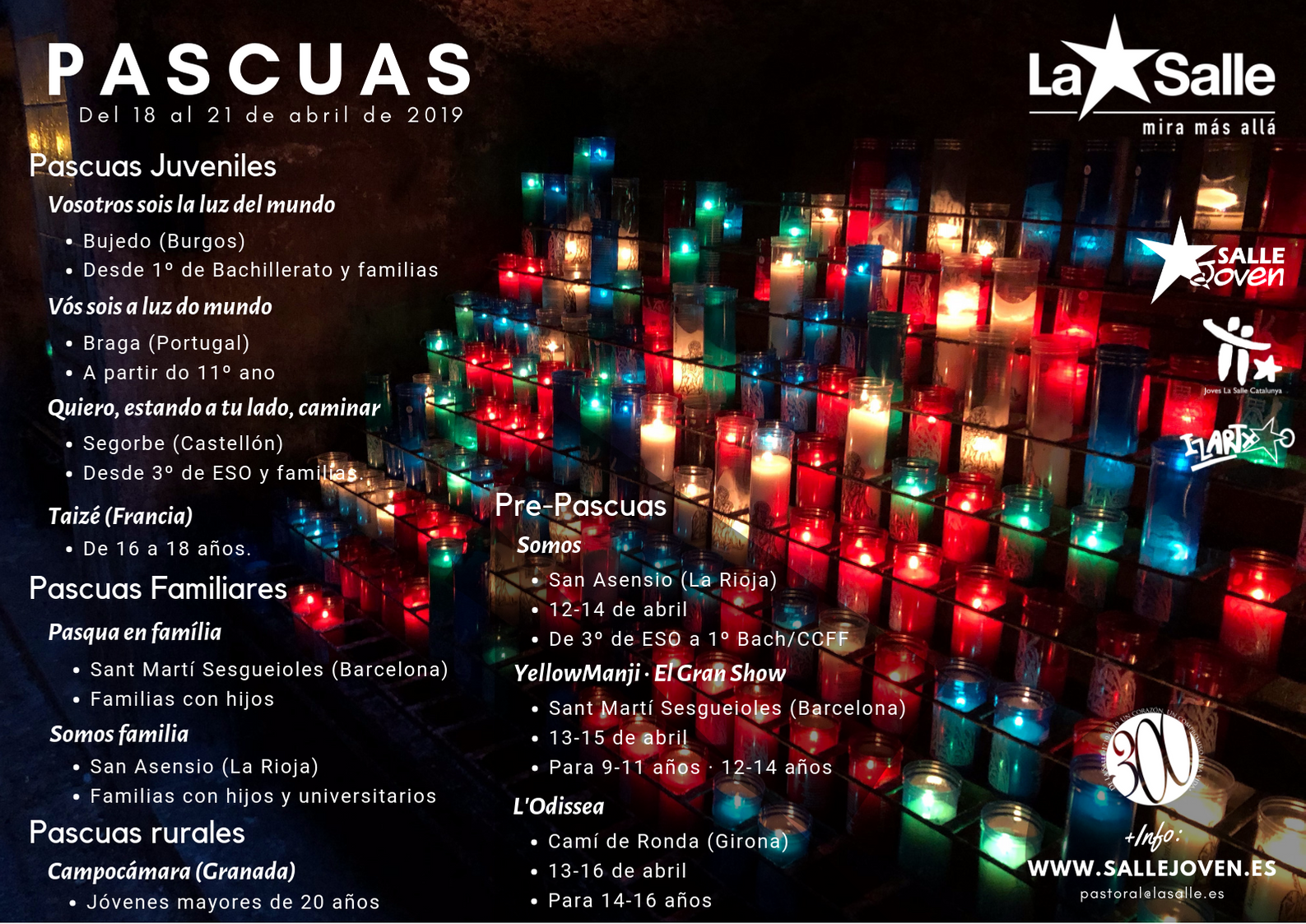 Cartel Pascuas 2019
