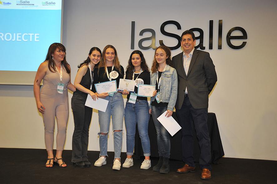 EduEmpren La Salle projecte FoodSelf